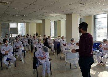 Covid-19 İle İlgili Bilgilendirme Eğitimlerimiz Devam Ediyor