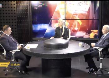 Business Channel Türk Konuğu Hayat İsg Yöneticileri